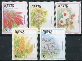 Nevis, michel 505/09, xx