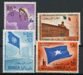 Somalie, michel 4/7, xx