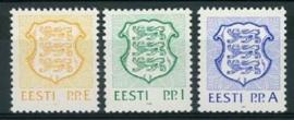 Estland, michel 183/85 , xx