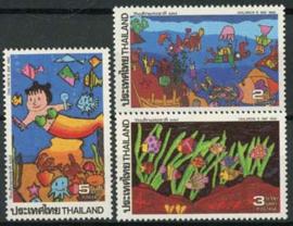 Thailand, michel 1460/62, xx