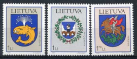 Litouwen, michel 786/88, xx