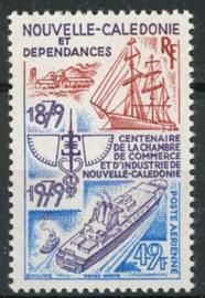 N.Caledonie, michel 625, xx