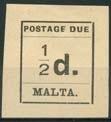 Malta , michel p 1 , x