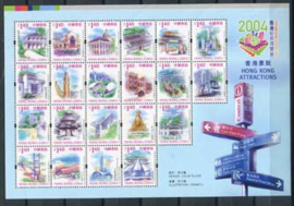 Hong Kong, michel 1147/67, xx
