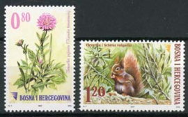 Bosnie Herz., michel 478/79 , 2007