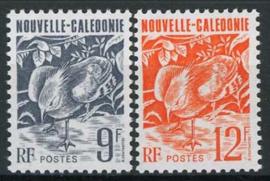 N.Caledonie, michel 951/52, xx