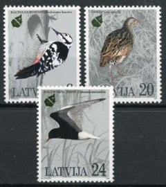 Letland, michel 403/05, xx