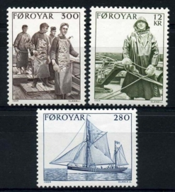 Faroer, michel 103/05, xx