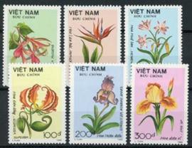 Vietnam, michel 2088/93, xx