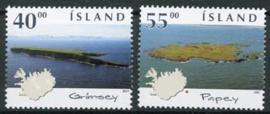 IJsland, michel 994/95, xx