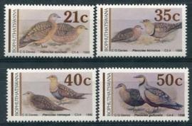 Bophuthatswana, michel 239/42, xx