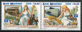 S.Marino, michel 1976/77, xx