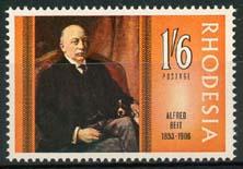 Rhodesie, michel 74, xx
