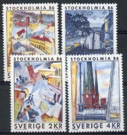 Zweden, michel 1336/39, xx