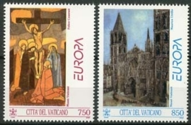 Vatikaan, michel 1099/00, xx