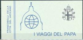 Vatikaan, michel MH -02 , xx