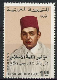 Marokko, michel 655, xx