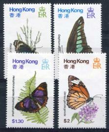 Hong Kong, michel 353/56, xx