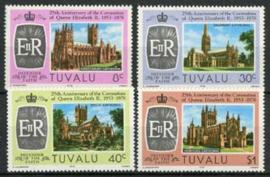 Tuvalu, michel 68/71, xx