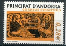 Andorra Sp., michel 328, xx