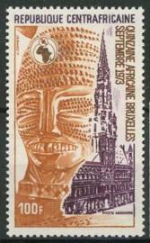 Centrafricain, michel 323, xx