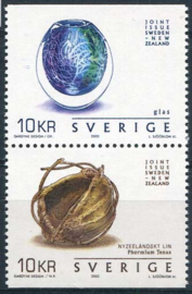 Zweden, michel 2293/94, xx