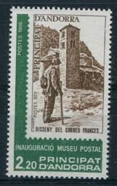 Andorra Fr., michel 366, xx