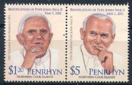 Penrhyn, michel 668/69, xx
