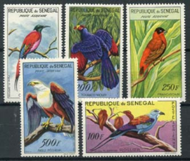 Senegal, michel 239/43, xx
