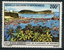 N.Caledonie, michel 507, xx