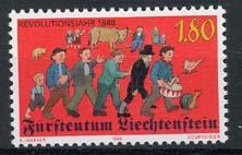 Liechtenstein, michel 1179, xx