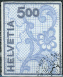Zwitserland, michel 1726 , o