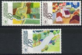 Liechtenstein, michel 939/41 , xx