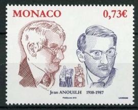 Monaco , michel 2962, xx