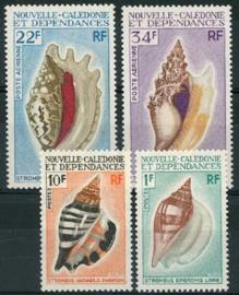 N.Caledonie, michel 494/97, xx