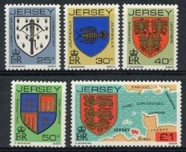Jersey, michel 273/77, xx
