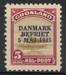 Groenland, michel 18 , xx