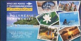 Polynesie, michel MH 733/44, xx