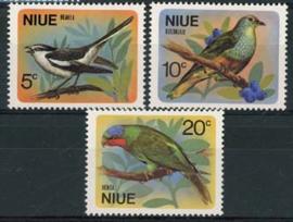Niue , michel 116/18, xx