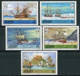 Jersey, michel 409/13, xx