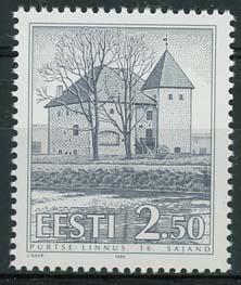 Estland, michel 281, xx