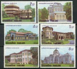 Thailand, michel 1384/89, xx