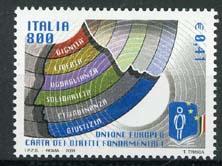 Italie, michel 2764, xx