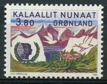 Groenland , michel 160 , xx