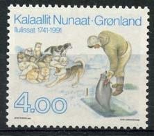 Groenland , michel 219 , xx