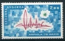 Andorra Fr., michel 269, xx