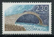 Andorra Fr., michel 406, xx