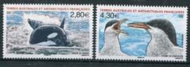 Antarctica Fr., michel 704/05, xx