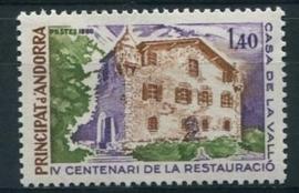 Andorra Fr., michel 310, xx