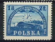 Polen, michel 504, xx